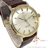 Omega Seamaster De Ville Crosshair Dial Automatic Vintage Watch