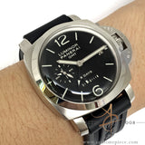 [Full Set] Panerai Luminor 1950 8 Days GMT PAM00233 (2016)