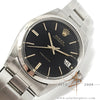 Rolex Oysterdate Precision 6466 Midsize Black Dial Vintage Watch (1962)