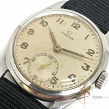 Omega Sub Seconds Hand Winding Vintage Watch