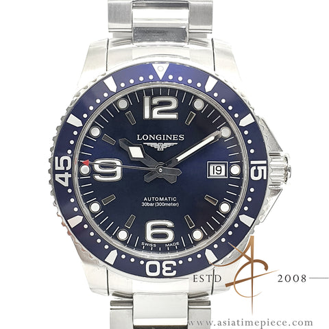 Longines HydroConquest Automatic Blue (2019)