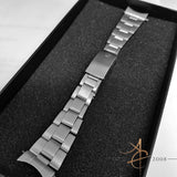 19mm Rolex 7835 Steel Bracelet End Link 357
