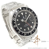 Rolex GMT Master II 16710 Swiss Only Transitional Dial Black Knight (1998)