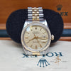 Rolex Datejust Linen Dial 16013 Vintage Watch (1983)