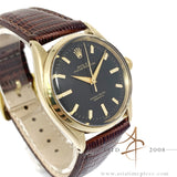 Rolex 6547 Oyster Perpetual 14K Gold Vintage Watch