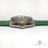 Green Pagol M2 Swiss Winding Vintage Watch