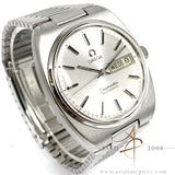 Omega Seamaster Automatic Day Date Vintage Watch