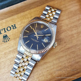 Rolex Oyster Perpetual Datejust Ref 16013 (Year 1982)