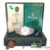 Rolex Oyster Perpetual Datejust Ref 16014 Vintage Watch (Year 1984)