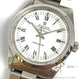 Rolex Air King Precision 14000 Automatic Watch (1995)