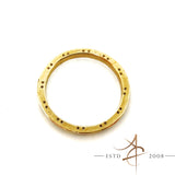 Rolex Lady Custom Diamond 18K Solid Gold Bezel For Ref 69173 6917