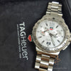 TAG Heuer Formula One WAU111B White Dial Grande Date Watch