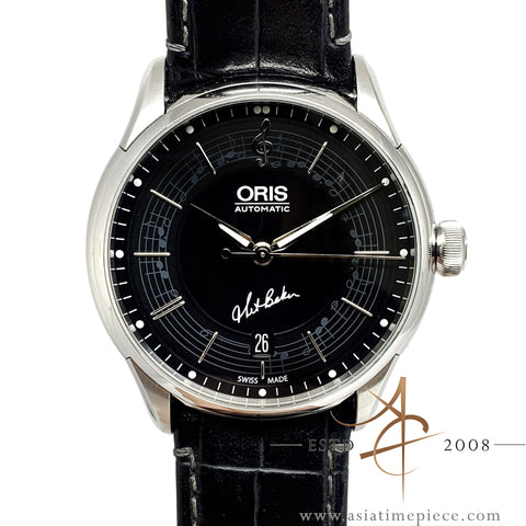 [Full Set] Oris Chet Baker Limited Edition 1929 Pieces Automatic Watch