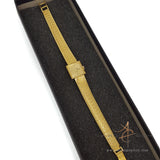 Omega 18k Ladies' Handwound Vintage Watch
