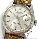 [Rare] Rolex Datejust 1600 Automatic Vintage Watch (1976)