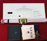 Rolex Oyster Perpetual Ref: 14208 in mint condition