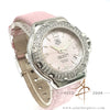 Tag Heuer Formula 1 Mother of Pearl Diamond Quartz Ladies Ref WAC1216
