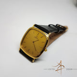 Omega Deville Quartz Vintage Watch