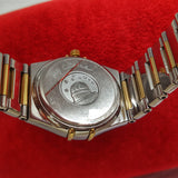 "Lady Omega Constellation ""My Choice"" Diamond Mother of Pearl Quartz Watch"