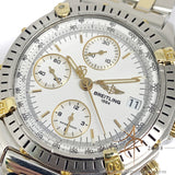 Breitling Chronomat B13048 18K Gold Steel Automatic