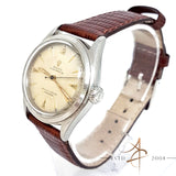 Rolex Oyster Perpetual Ref 6106 Semi Bubbleback (Year 1951) Vintage Watch