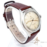 Rolex Oyster Perpetual Ref 6106 Big Bubbleback Vintage Watch (Year 1951)