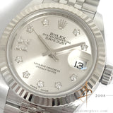 Rolex Oyster Datejust 279174 Star Diamond Ladies (2018)