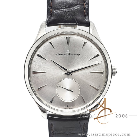 Jaeger LeCoultre Master Ultra Thin Small Seconds Ref Q1278420