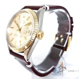 Rolex Vintage Oyster Perpetual Datejust Ref 1601 (Year 1977) Watch