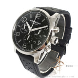 MontBlanc Timewalker Chronograph Ref 7069 Black 43mm