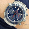 Omega Seamaster Diver 300M Ceramic Blue 44mm Co-Axial Chronograph 212.30.44.50.03.001