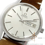 Omega Automatic Day Date Vintage Watch
