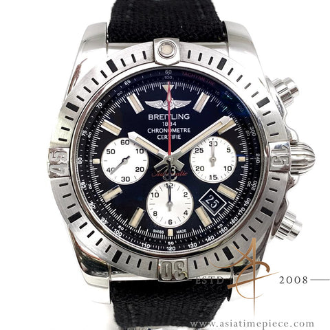 Breitling Chronomat Airborne 44 Black Dial Special Edition Automatic