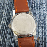 Eterna 30mm Tropical Dial Winding Vintage Watch