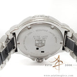 Tag Heuer Formula 1 Ladies Black Diamond Ceramic WAC121D Singapore Limited Edition