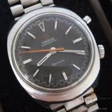 Omega Chronostop Winding Vintage Watch 145.010
