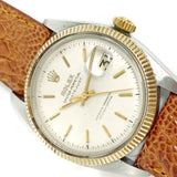 Rolex Oyster Perpetual Datejust Ref 6605 (Year 1957)