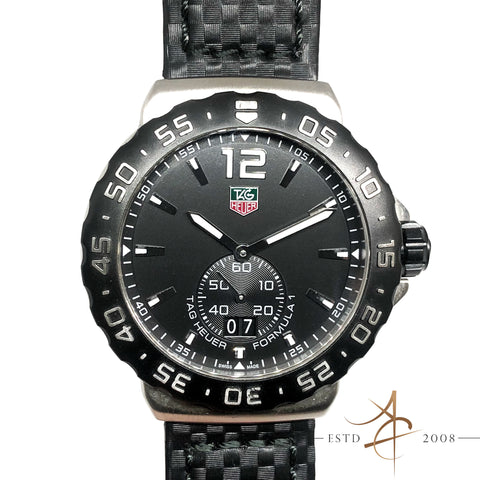 Tag Heuer Formula 1 WAU1110 Grande Date 42mm Quartz Watch