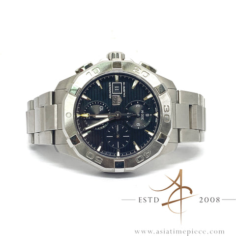premium selection 523f4 5365f Tag Heuer Aquaracer CAY2110 Calibre 16 Chronograph Automatic ...