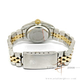 Rolex Datejust Ladies 69173 White Roman Dial (1990)
