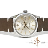 Rolex Oyster Perpetual Date Ref 1500 Automatic 34mm Vintage Watch (Year 1980)