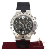 Bvlgari Scuba Diver Chronograph SC38S Automatic Watch 38mm