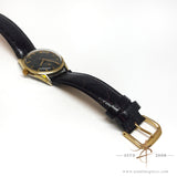 Vintage Gold Cap Omega Seamaster Watch