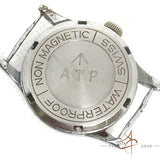 ATP Military Vintage Winding Watch
