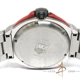 Tag Heuer Formula 1 WAC1113 Red Dial 41mm Quartz Watch