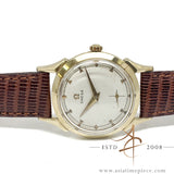 Omega Sub Second 14K Gold Filled Winding Vintage Watch