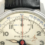 Pierce Chronograph Mechanical Winding Vintage Watch
