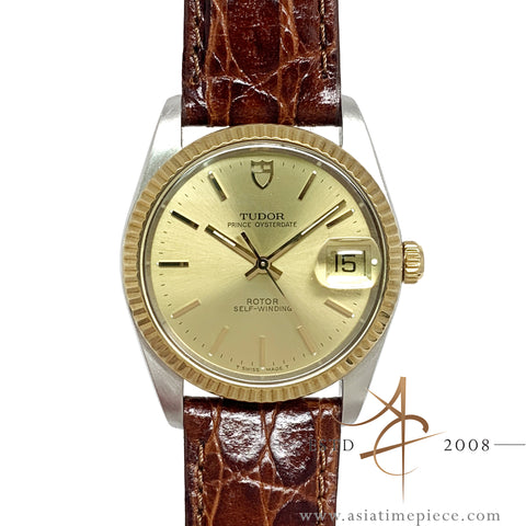 Tudor Prince Oysterdate Ref 74033 Automatic Watch (Year 1995)