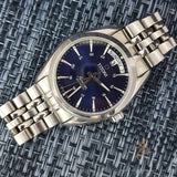 Titoni Day-Date Airmaster Tradition 93963 Blue Dial Automatic Watch