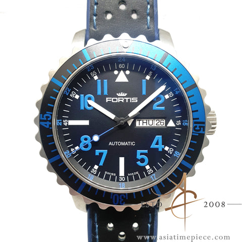 Fortis B-42 Wavemaster Automatic Watch